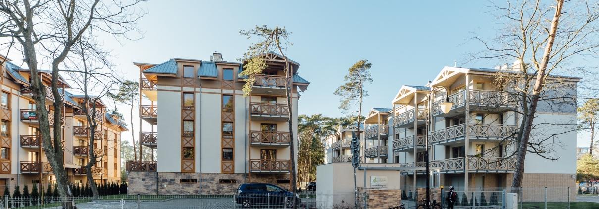 Rezydencja Park Mielno