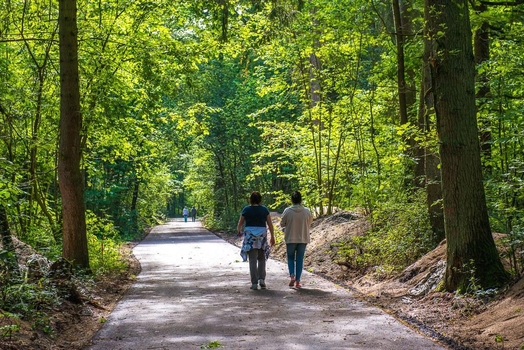 Ścieżka rowerowa - Mielno