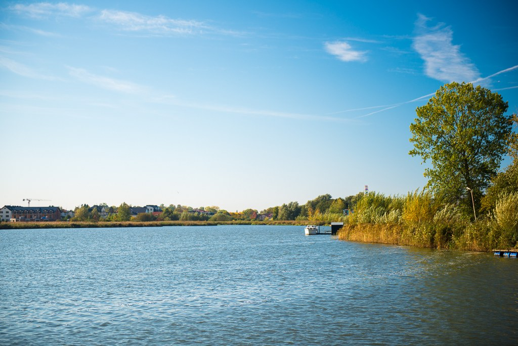Jezioro Jamno - Mielno